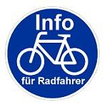 Radfahrer Infomation